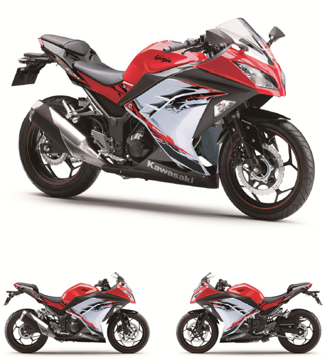 Ninja250 2013年(ABS) Special Edition (RED)