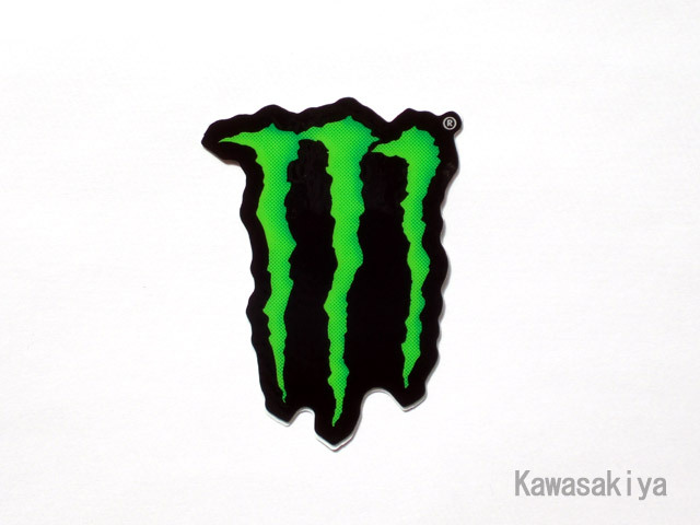 Monster Energy 爪ロゴステッカー